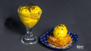 Saffron-ice-cream