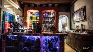 Inside Rumi Bar